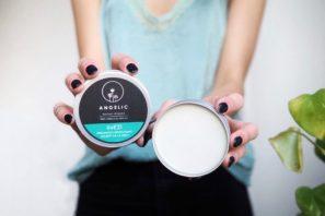 Přírodní deodoranty- Adela Kožinová
