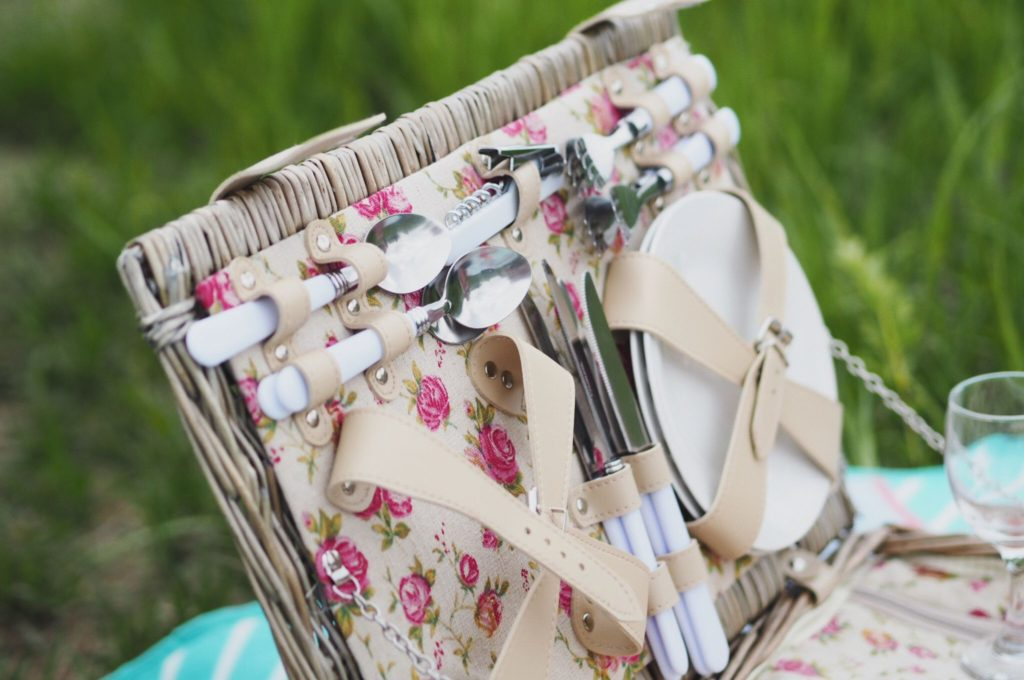 Letní piknik bez plastů