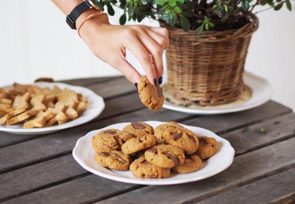 Bezlepkové a vegan cookies